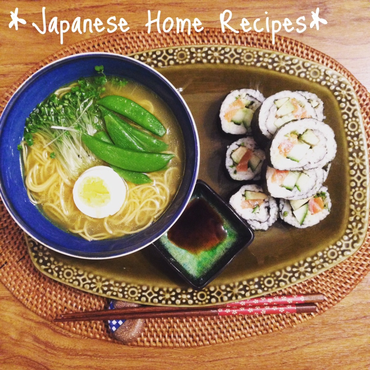 Welcome to Japanese Home Recipes!