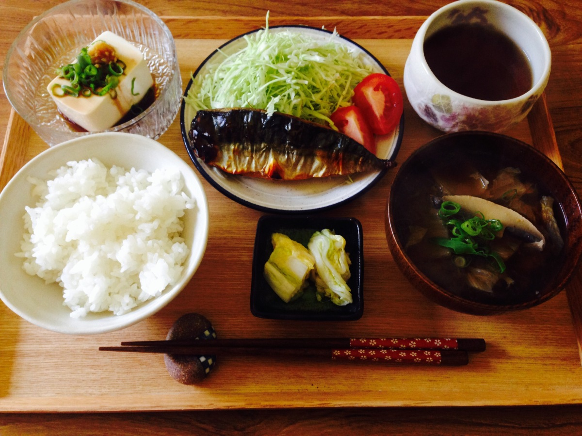 Japanese definition of healthy food