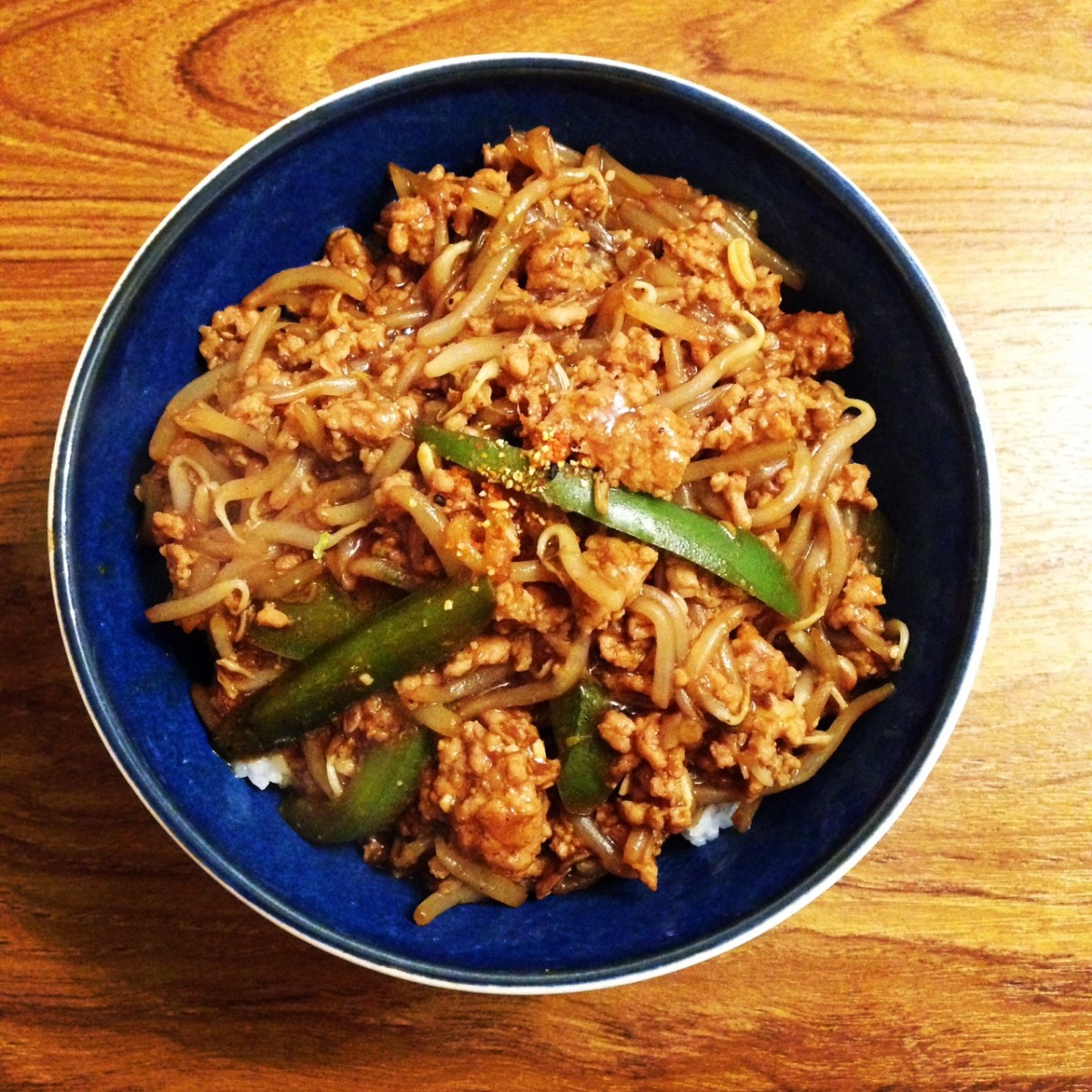 Ankake Pork Mince(Chinese taste)