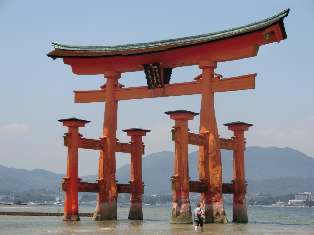 Travel to Hiroshima - 2. Miyajima